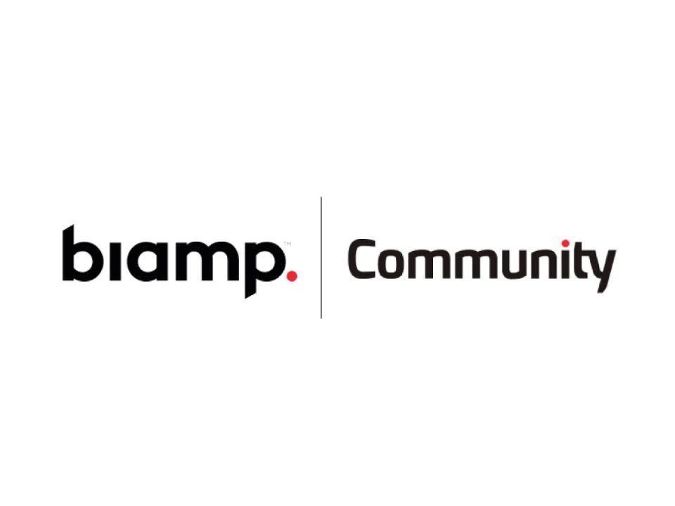 Biamp Community